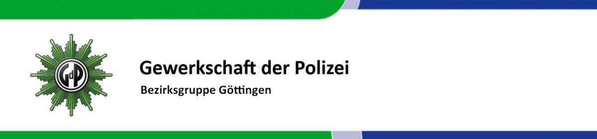 Informationen der GdP Bezirksgruppe Göttingen